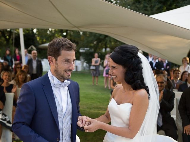 Il matrimonio di Luca e Amina a Coccaglio, Brescia 145