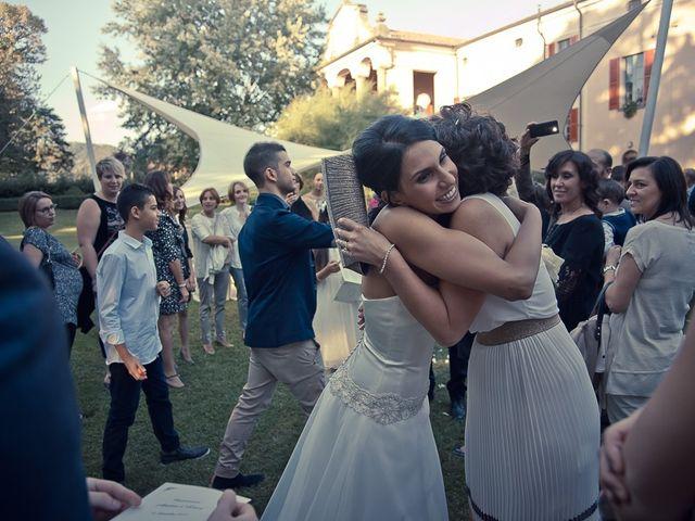 Il matrimonio di Luca e Amina a Coccaglio, Brescia 195