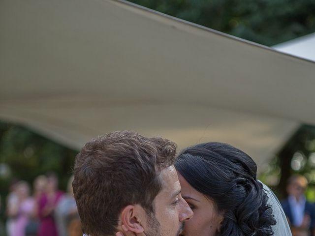Il matrimonio di Luca e Amina a Coccaglio, Brescia 160
