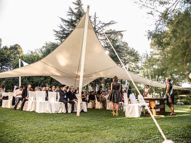 Il matrimonio di Luca e Amina a Coccaglio, Brescia 59