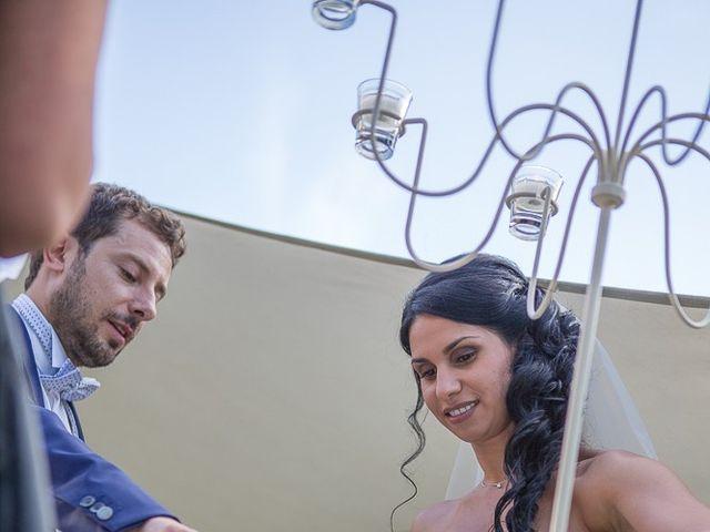 Il matrimonio di Luca e Amina a Coccaglio, Brescia 168
