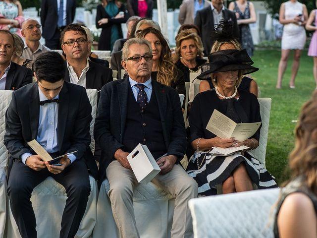 Il matrimonio di Luca e Amina a Coccaglio, Brescia 174
