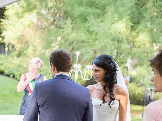 Il matrimonio di Luca e Amina a Coccaglio, Brescia 172