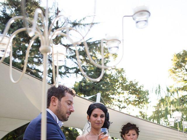 Il matrimonio di Luca e Amina a Coccaglio, Brescia 184