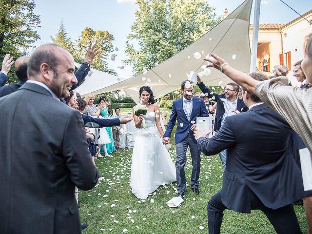 Il matrimonio di Luca e Amina a Coccaglio, Brescia 191