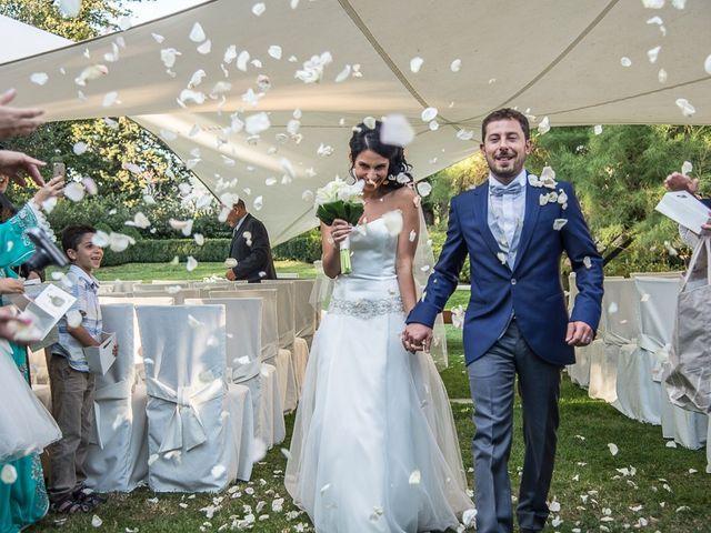 Il matrimonio di Luca e Amina a Coccaglio, Brescia 192