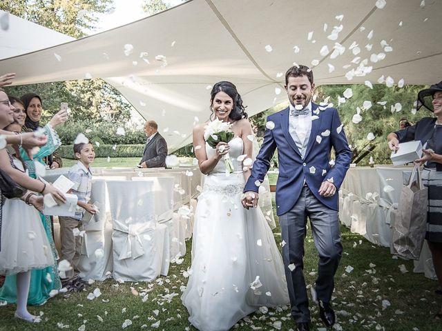 Il matrimonio di Luca e Amina a Coccaglio, Brescia 193