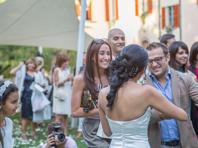 Il matrimonio di Luca e Amina a Coccaglio, Brescia 196