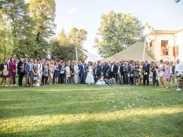 Il matrimonio di Luca e Amina a Coccaglio, Brescia 204