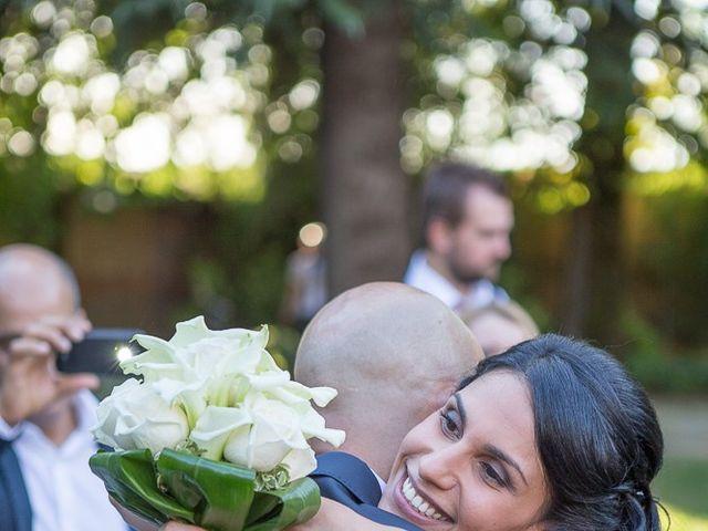 Il matrimonio di Luca e Amina a Coccaglio, Brescia 209