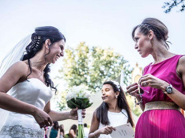 Il matrimonio di Luca e Amina a Coccaglio, Brescia 208