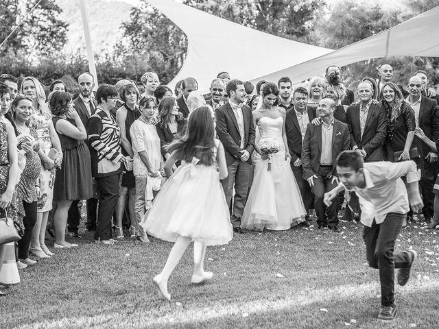 Il matrimonio di Luca e Amina a Coccaglio, Brescia 218