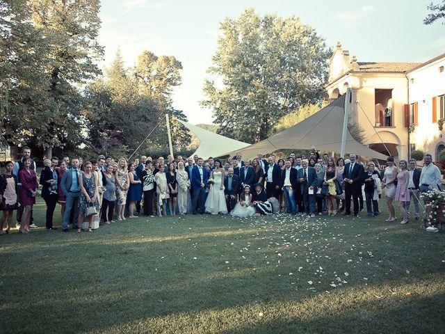 Il matrimonio di Luca e Amina a Coccaglio, Brescia 219