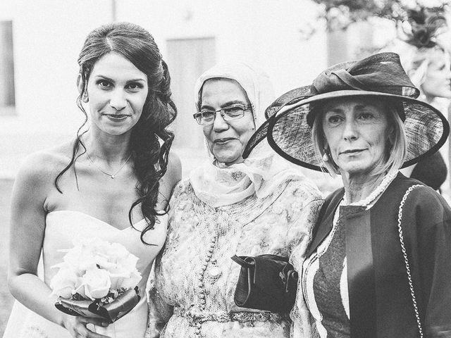 Il matrimonio di Luca e Amina a Coccaglio, Brescia 222