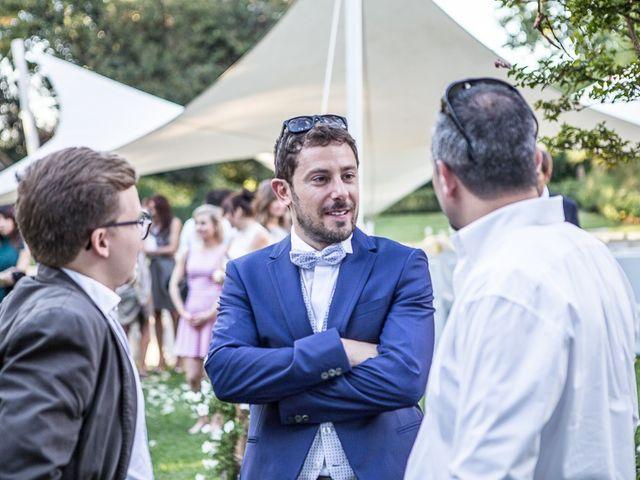 Il matrimonio di Luca e Amina a Coccaglio, Brescia 223