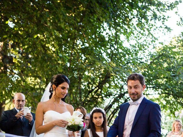 Il matrimonio di Luca e Amina a Coccaglio, Brescia 224