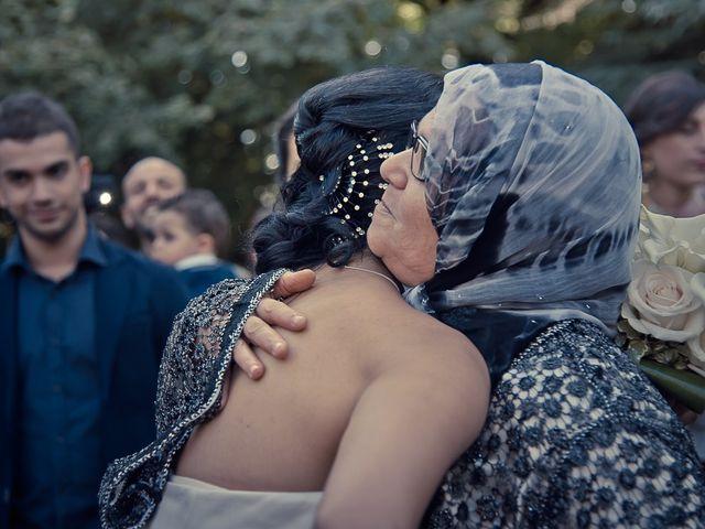 Il matrimonio di Luca e Amina a Coccaglio, Brescia 230