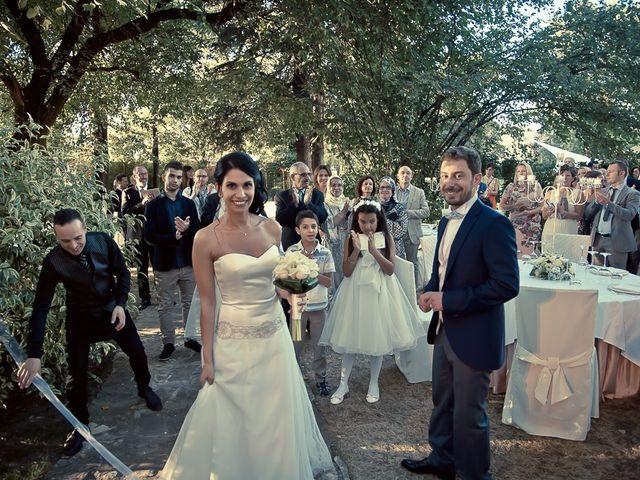 Il matrimonio di Luca e Amina a Coccaglio, Brescia 233