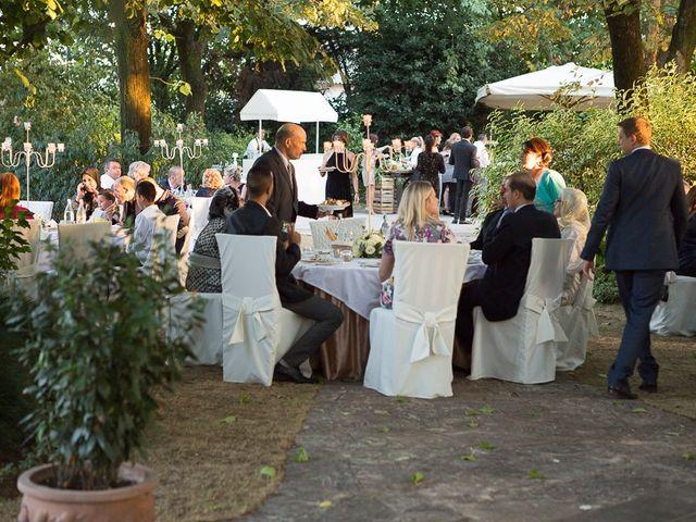 Il matrimonio di Luca e Amina a Coccaglio, Brescia 240