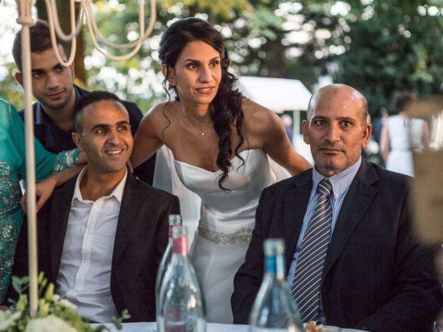 Il matrimonio di Luca e Amina a Coccaglio, Brescia 236
