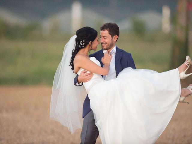 Il matrimonio di Luca e Amina a Coccaglio, Brescia 263