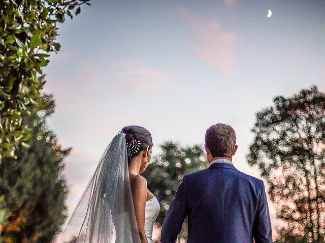 Il matrimonio di Luca e Amina a Coccaglio, Brescia 265