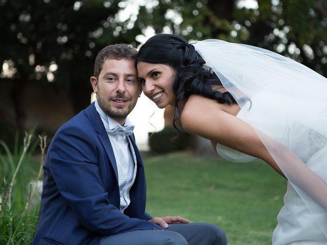 Il matrimonio di Luca e Amina a Coccaglio, Brescia 267