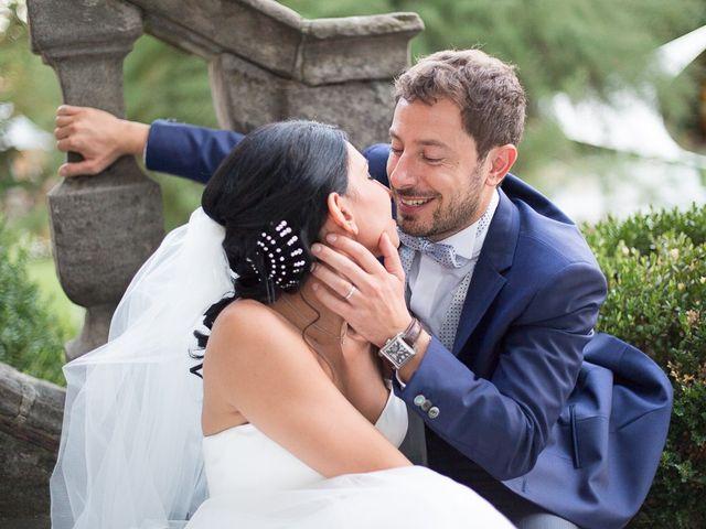 Il matrimonio di Luca e Amina a Coccaglio, Brescia 273