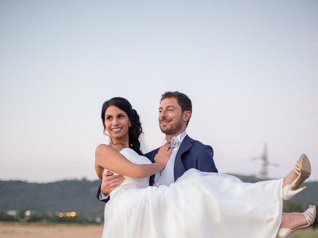 Il matrimonio di Luca e Amina a Coccaglio, Brescia 275