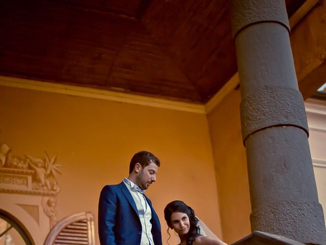 Il matrimonio di Luca e Amina a Coccaglio, Brescia 276