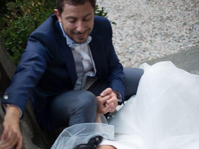 Il matrimonio di Luca e Amina a Coccaglio, Brescia 287
