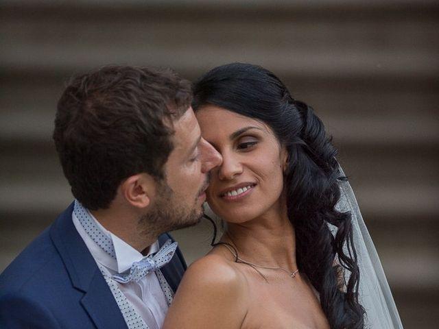 Il matrimonio di Luca e Amina a Coccaglio, Brescia 290