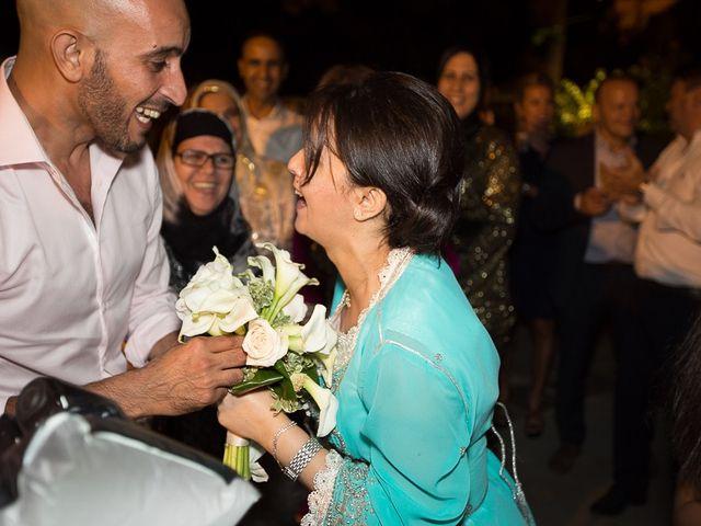 Il matrimonio di Luca e Amina a Coccaglio, Brescia 508