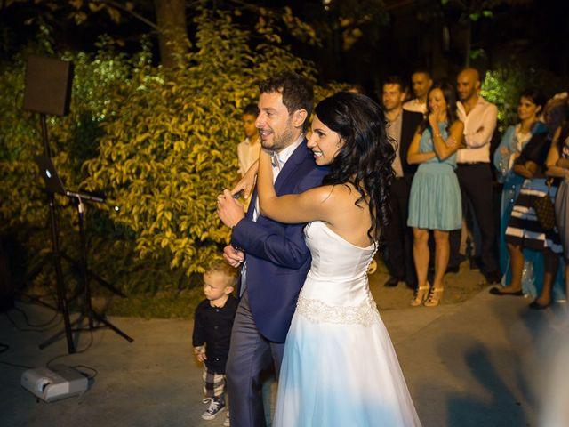 Il matrimonio di Luca e Amina a Coccaglio, Brescia 320