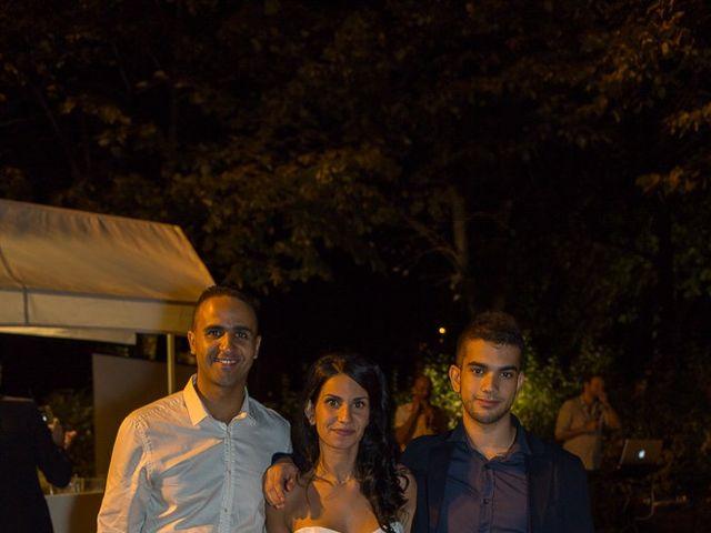 Il matrimonio di Luca e Amina a Coccaglio, Brescia 329
