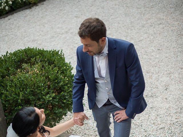 Il matrimonio di Luca e Amina a Coccaglio, Brescia 266