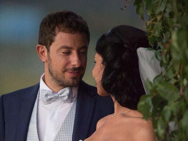 Il matrimonio di Luca e Amina a Coccaglio, Brescia 339