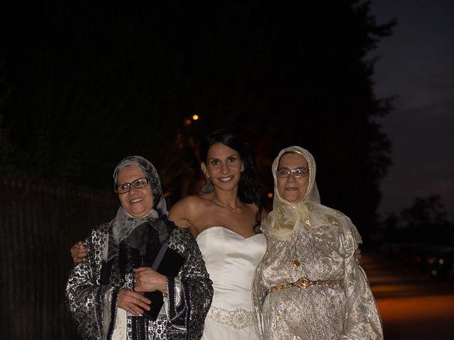 Il matrimonio di Luca e Amina a Coccaglio, Brescia 341