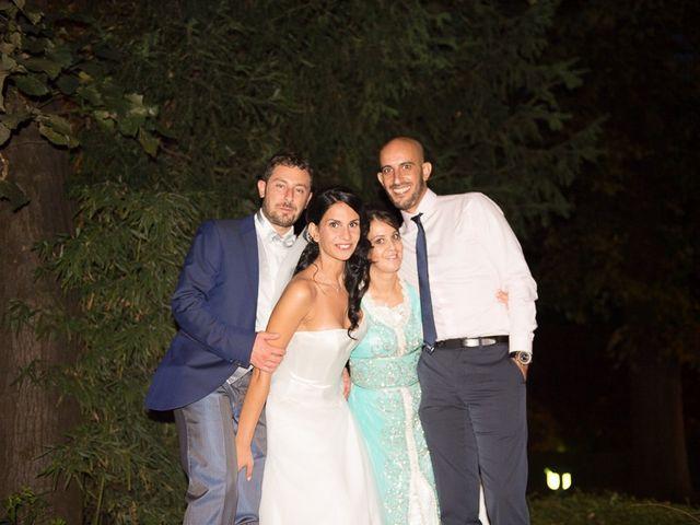 Il matrimonio di Luca e Amina a Coccaglio, Brescia 343