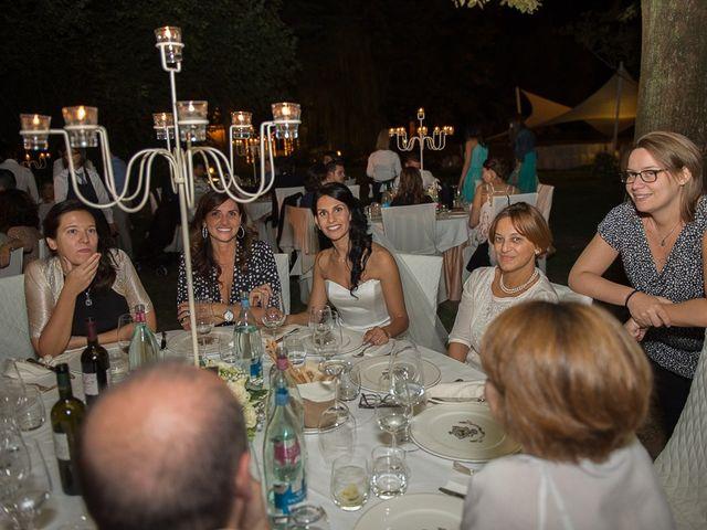 Il matrimonio di Luca e Amina a Coccaglio, Brescia 345