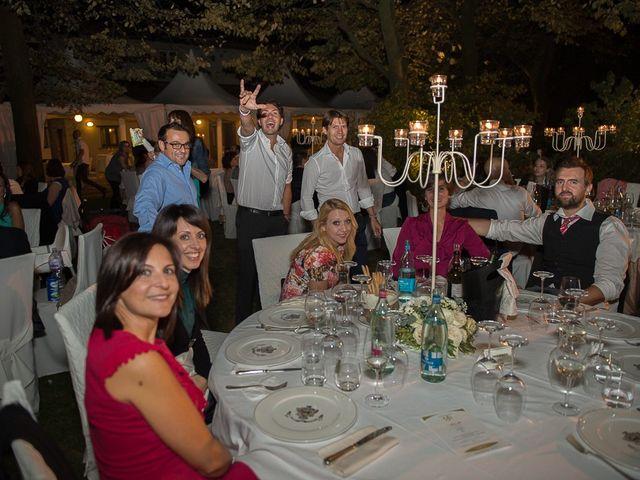 Il matrimonio di Luca e Amina a Coccaglio, Brescia 347
