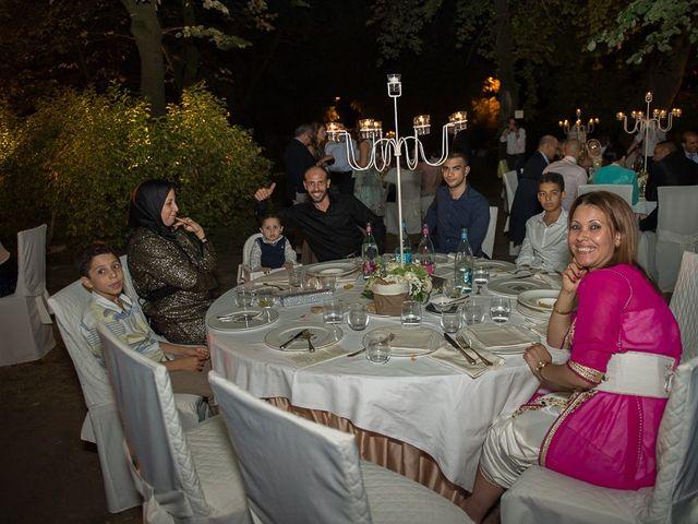 Il matrimonio di Luca e Amina a Coccaglio, Brescia 348