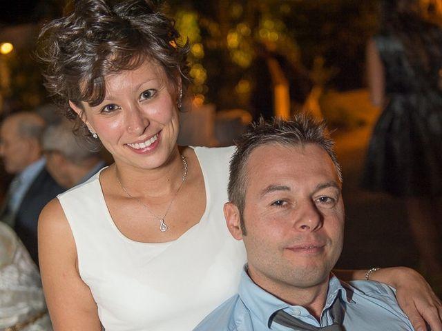 Il matrimonio di Luca e Amina a Coccaglio, Brescia 358