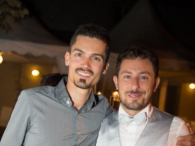 Il matrimonio di Luca e Amina a Coccaglio, Brescia 367