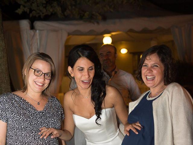 Il matrimonio di Luca e Amina a Coccaglio, Brescia 368
