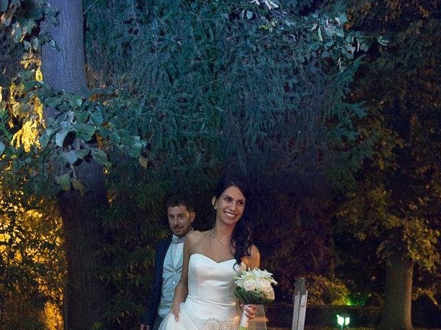 Il matrimonio di Luca e Amina a Coccaglio, Brescia 371
