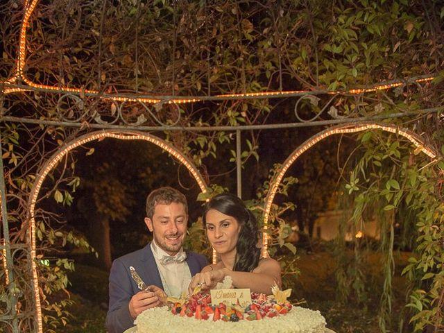 Il matrimonio di Luca e Amina a Coccaglio, Brescia 374
