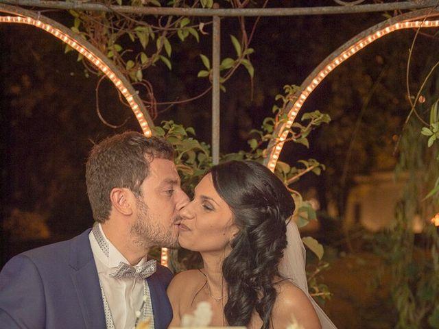 Il matrimonio di Luca e Amina a Coccaglio, Brescia 375