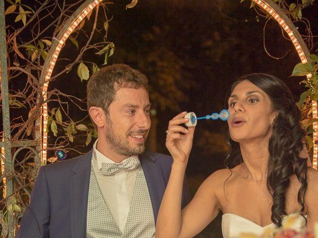 Il matrimonio di Luca e Amina a Coccaglio, Brescia 376