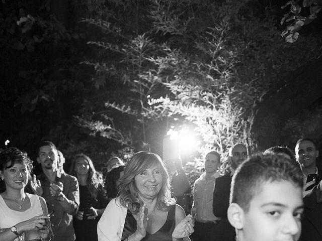Il matrimonio di Luca e Amina a Coccaglio, Brescia 380